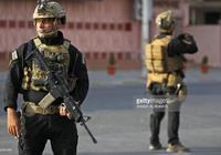 裝備精良的伊拉克精銳部隊