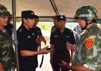 臨滄市人民政府副市長、市公安局局長馬加能同志到基層督導十九大戰時安保工作