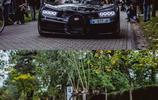 黑色布加迪Chiron,要打敗布加迪威航成為全世界最快的車