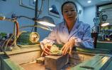 """非遺傳承人30年潛心玉雕,她的""""玉白菜"""",法國人慾出1.3億購買"""