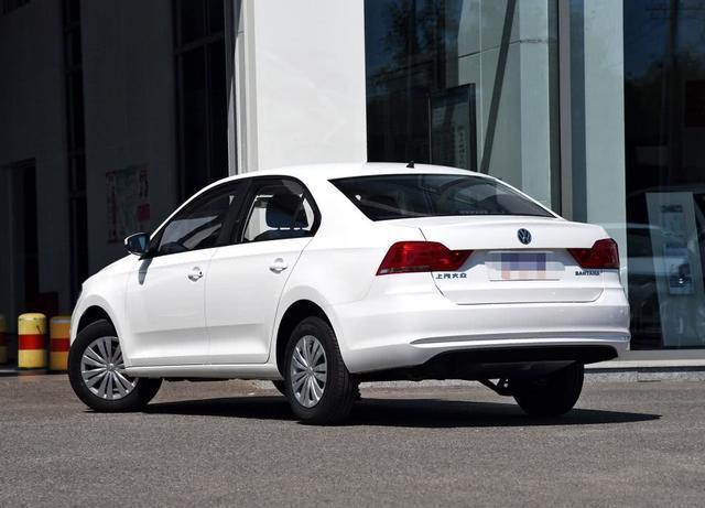 這款合資車只賣5.6萬,經典不淘汰,網友:最便宜的大眾車!