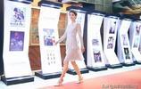 馬伊琍出席第25屆上海電視節榮耀之夜評委 薄紗連衣裙優雅亮相