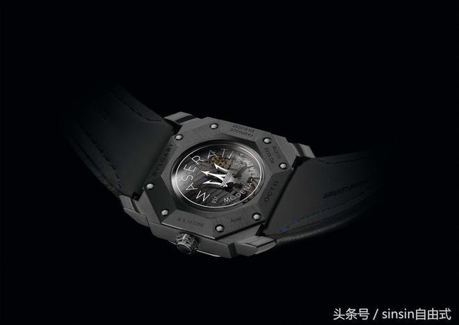 寶格麗限量OCTO MASERATI腕錶
