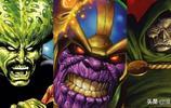 漫威宇宙10個最聰明的反派,同樣是人類,毀滅博士卻能完虐鋼鐵俠