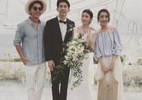 賈修峇里島浪漫婚禮!明星夫妻穿拖鞋出席,卻被網友稱讚很時尚!