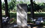 實拍狼牙山三烈士墓現狀,葬於狼牙山腳下,均為土墳少有人至