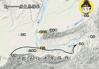 地圖上的戰爭:大唐名將郭子儀擊潰15萬燕軍,史思明無奈降唐
