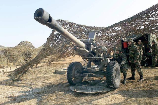 現代的火炮分類是如何區分加農炮和榴彈炮的