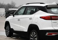 又一款國產車得到消費者的認可,1月賣7586臺,空間比510大