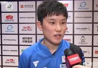 張本智和輸給馬龍後表示:香港公開賽中馬龍不參加,所以他有機會奪冠,對此你怎麼看?