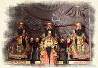 傳說中代表天地水的三官大帝竟然比三清還早,他們究竟是誰