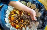 皖北農村解饞菜餚,有燒羊頭、狗肉等,6張圖看著誘人流口水