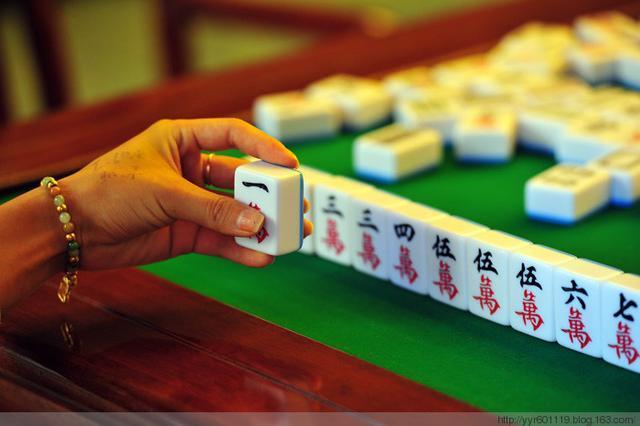 麻將高手珍藏的78年的麻將技巧藏寶圖!