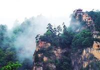 沒想到,金庸筆下很厲害的崆峒派竟然藏在這座山裡,風景還這麼秀麗!