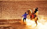 攝影圖集:絲綢之路上的大漠風情