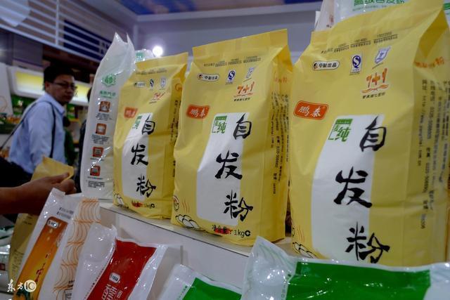 食品膨鬆劑的分類及用途