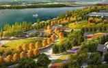 我家有個大公園:南充雙女石公園璀璨夜景流連忘返