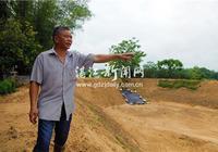 候鳥保護區內開挖人工白鶴湖