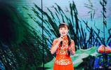 王二妮錄製央視音樂頻道《星光舞臺》節目