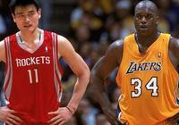 籃球史上對抗不輸奧尼爾的球員,最厲害一人來自中國不是姚明