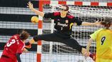 全運會女子手球半決賽 江蘇隊勝上海隊晉級決賽