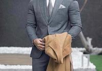 男人,三十多歲,身高178cm,體重130斤,穿什麼衣服好看需要化妝嗎?