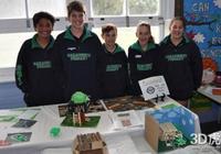 3D打印在教育界的應用:澳大利亞小學生主辦3D打印展覽
