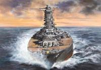 一艘軍艦帶著2500人沉入大海,史上最大的戰列艦是如何覆滅的