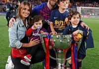 梅西兒子馬特奧慶祝皇馬進球氣哥哥!挑釁父親:我是利物浦贏了你們