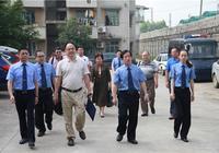 自治區人民檢察院駐所檢察室副主任盧建林蒞臨我院檢查指導工作