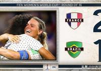 世界盃一夜成名!30歲女亨利讓2萬人瘋狂,巴西足球噩夢重現