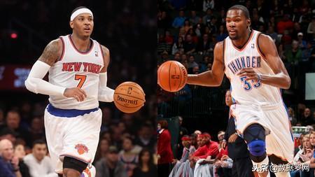 NBA球星對位數據分析——凱文 杜蘭特