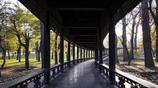 晉祠位於山西省太原市西南郊25公里處的懸甕山麓,晉祠始建於北魏前,是為了紀念週武王的次子叔虞而建