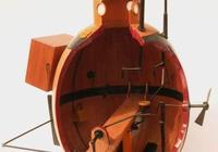 不打仗的潛艇!滿載魚雷導彈 還佔有世界最大常規潛艇的寶座