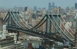 上萬人經過的曼哈頓大橋