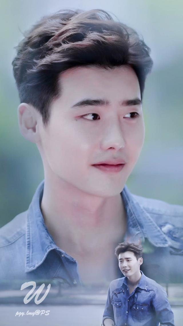 為什麼喜歡李鍾碩?