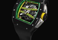理查德·米勒RM61-01和RM59-1腕錶