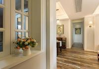 89平米簡美風格兩居,燈光與色彩完美搭配營造出美觀舒適的家