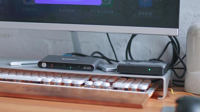 4K@60幀,讓切換隨心更高清——ORICO HDMI切換器體驗