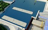 港珠澳大橋8萬噸的沉管,是如何運到施工現場的?