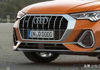 奧迪Q4跨界轎跑SUV實車圖曝光 或將由上汽奧迪國產!