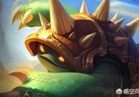 """LOL:新版本最強打野竟然是龍龜,新出裝讓玩家吐槽""""胃都給頂出來了""""你怎麼看?"""