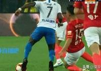 恆大vs天津,背後鏟人沒有黃牌,卻給天津球員一張黃牌,對此你怎麼看?