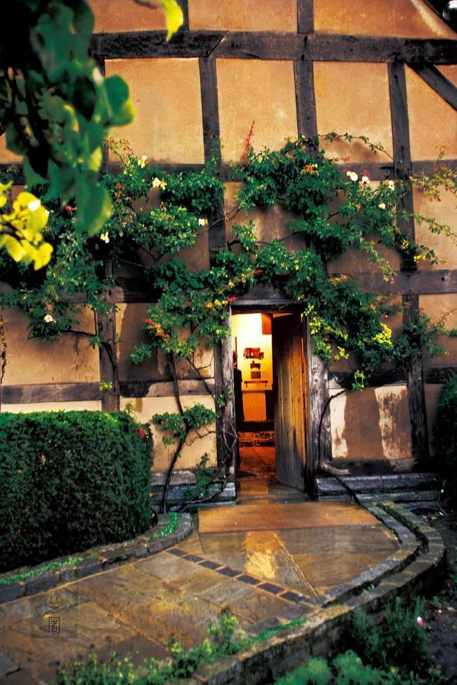 莎翁的大宅子,你可願進來看一看?