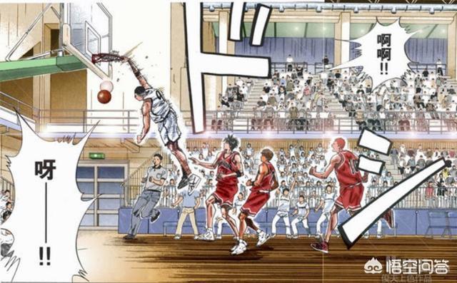 你認為《灌籃高手》中哪五位球員的速度最快?如何給他們排名?