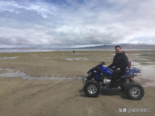 中國最美麗的湖--青海湖遊玩