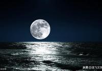 「詩歌」 你是我水中撈不起的月亮