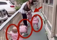 媽媽帶四胞胎去鞋店,網友看到畫面不淡定了:像放出來四個小惡魔