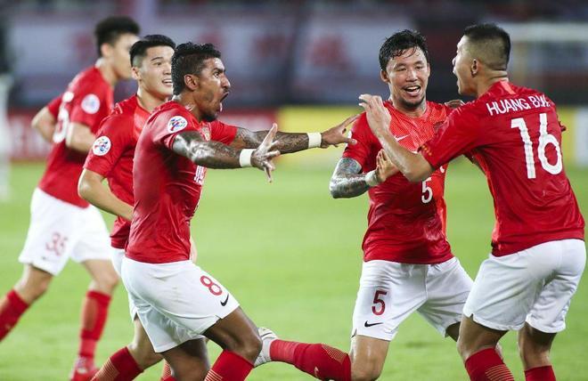 廣州恆大第7次晉級亞冠淘汰賽,恭喜廣州恆大俱樂部