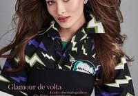 時尚雜誌Vogue Brazil June巴西版
